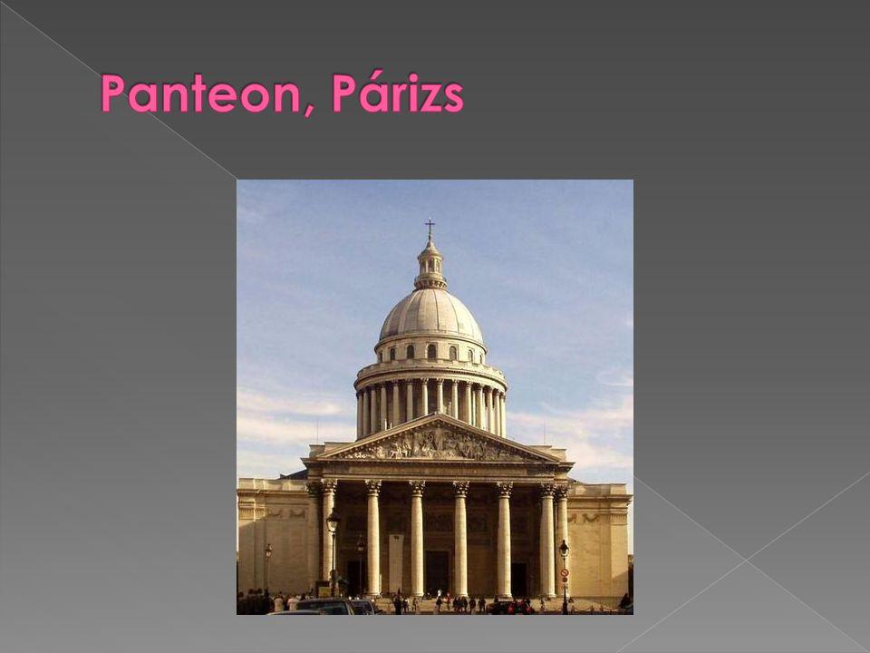 Panteon, Párizs