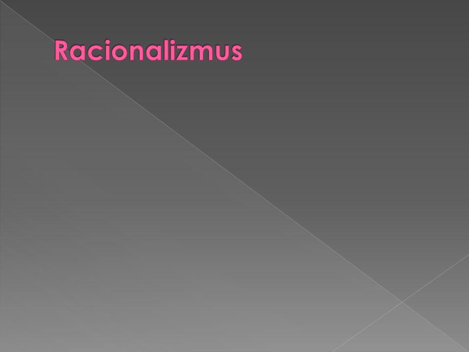 Racionalizmus