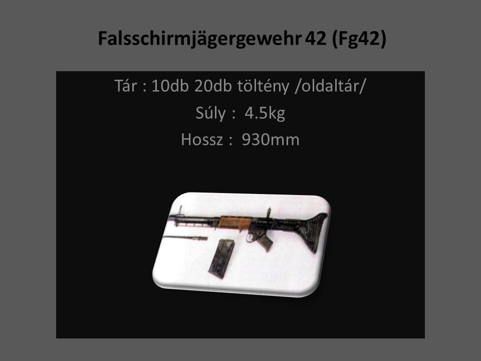 Falsschirmjägergewehr 42 (Fg42)