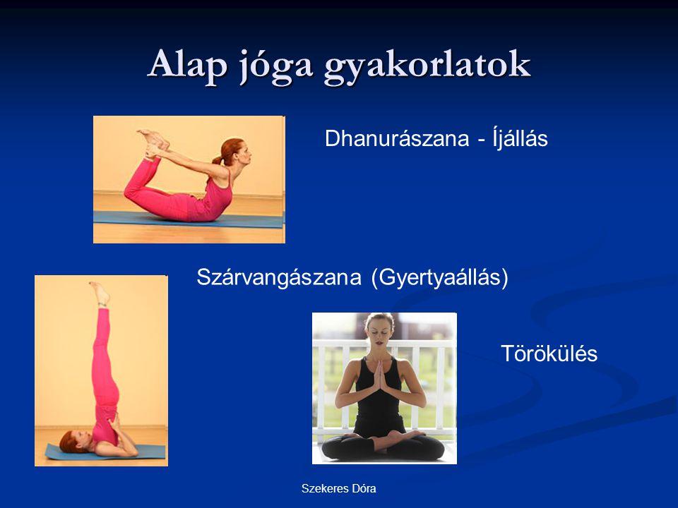 Alap jóga gyakorlatok Dhanurászana - Íjállás