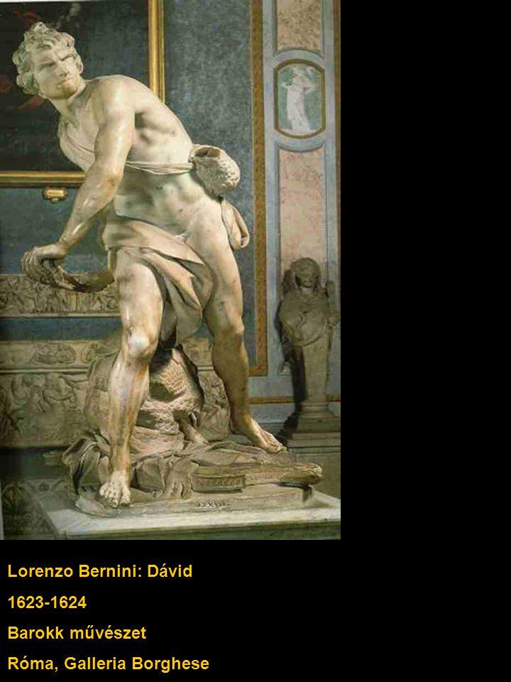 Lorenzo Bernini: Dávid