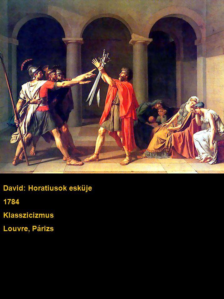 David: Horatiusok esküje