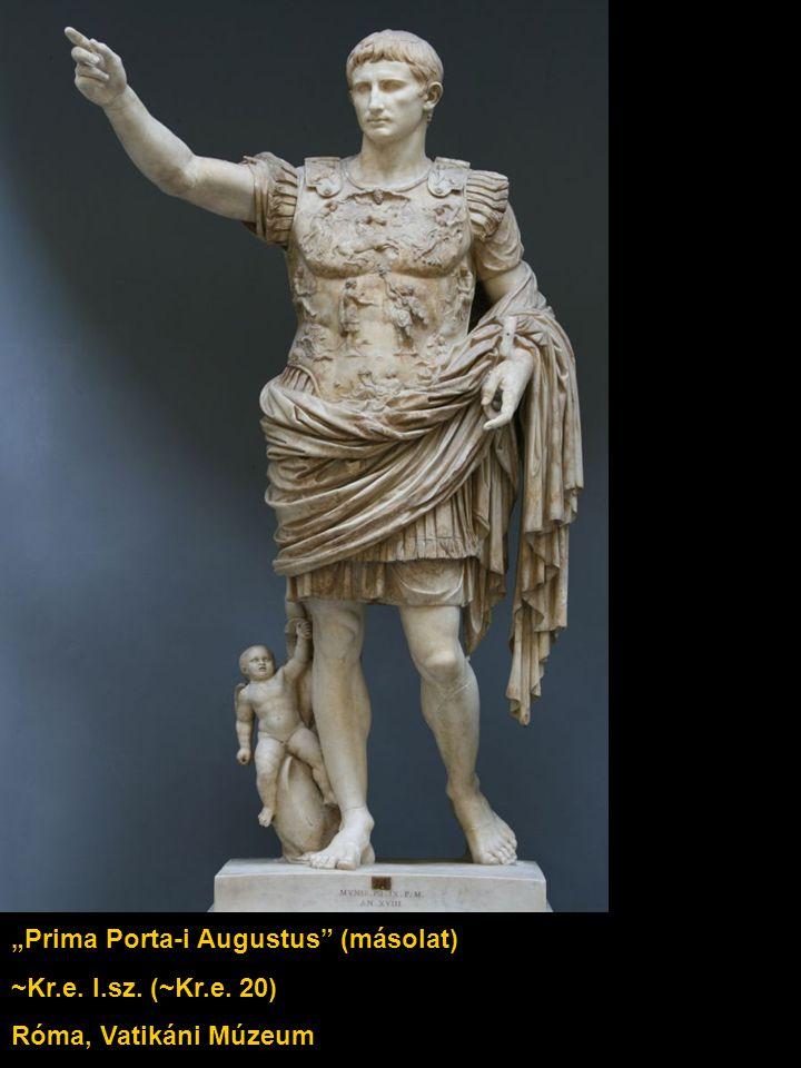 """""""Prima Porta-i Augustus (másolat)"""