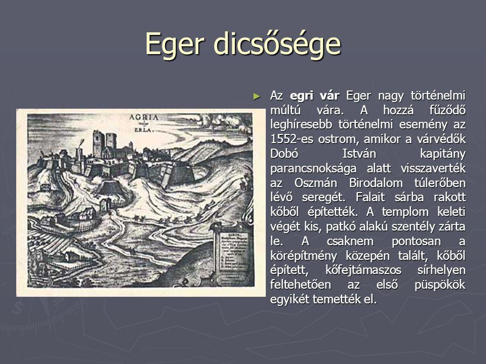 Eger dicsősége