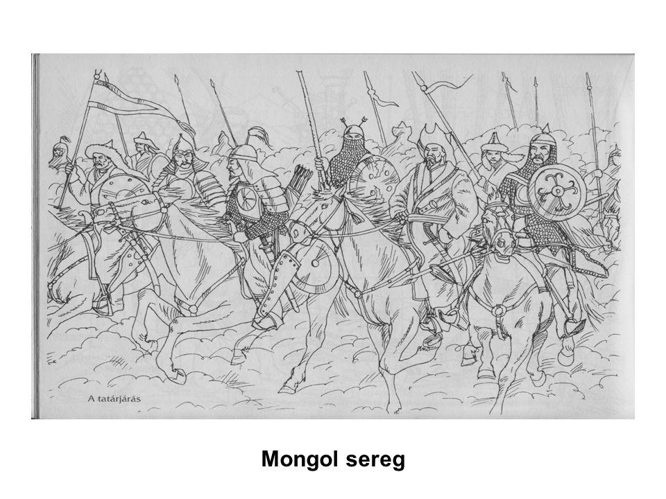 Mongol sereg