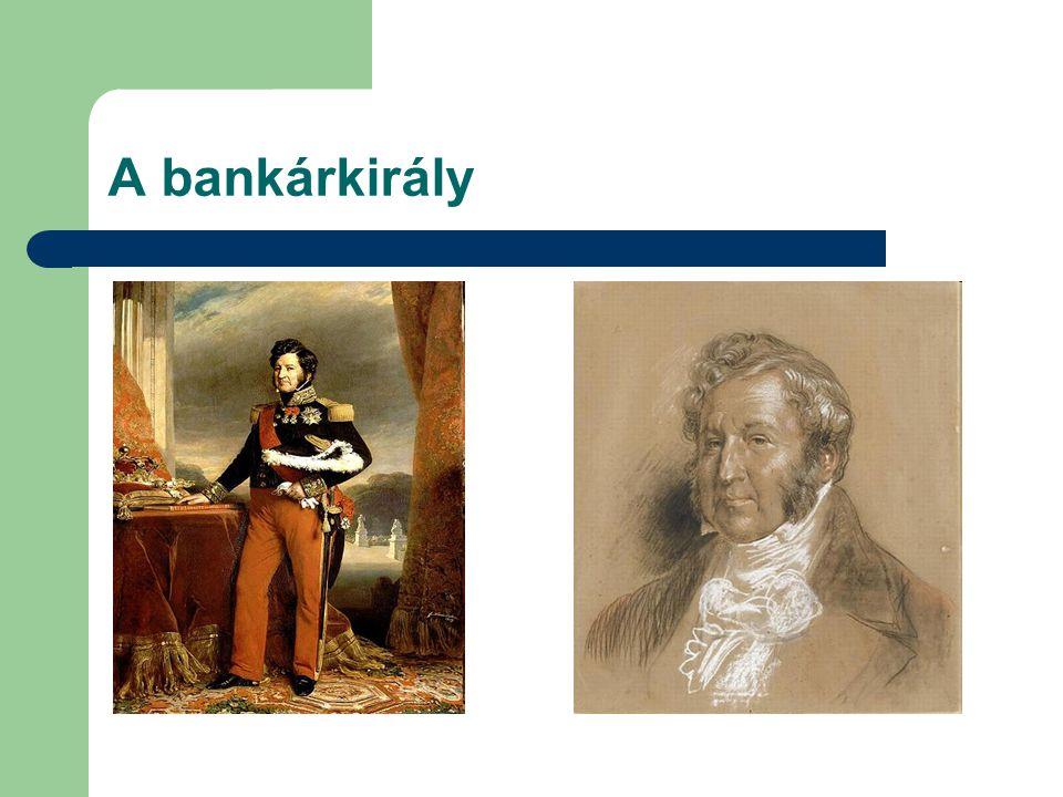 A bankárkirály