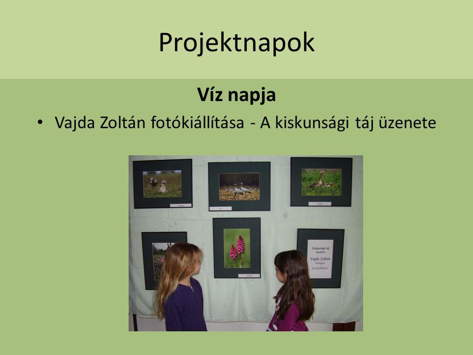 Vajda Zoltán fotókiállítása - A kiskunsági táj üzenete