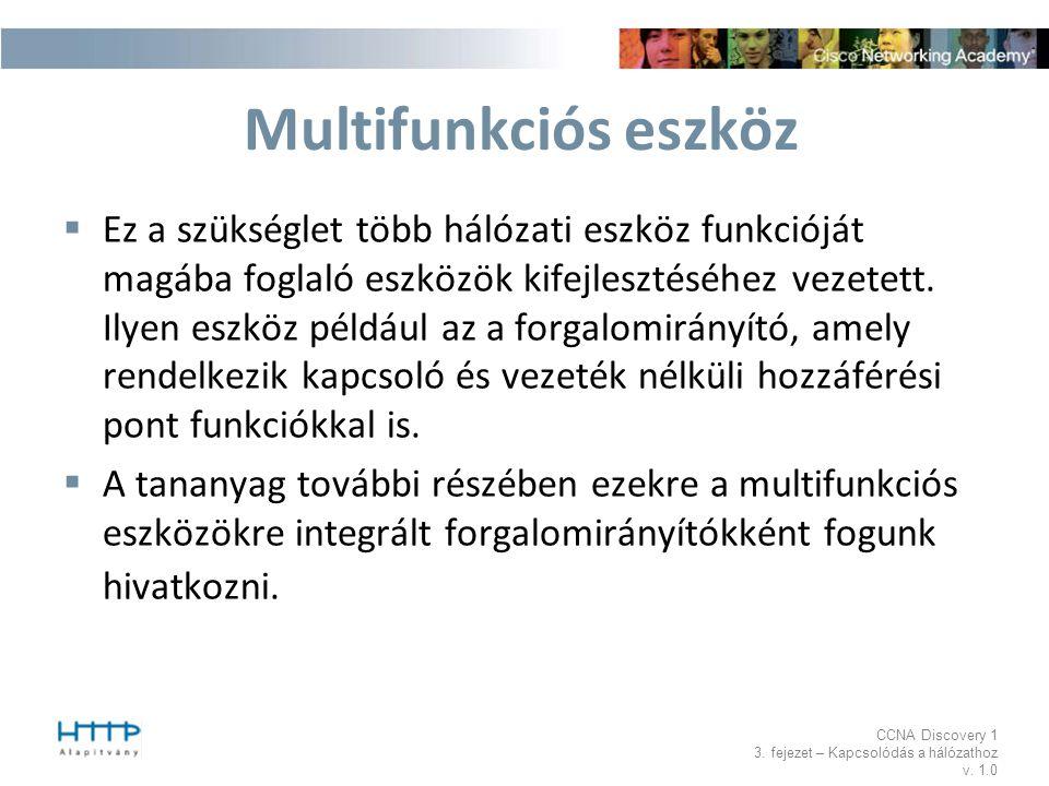 Multifunkciós eszköz