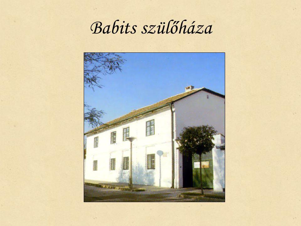 Babits szülőháza