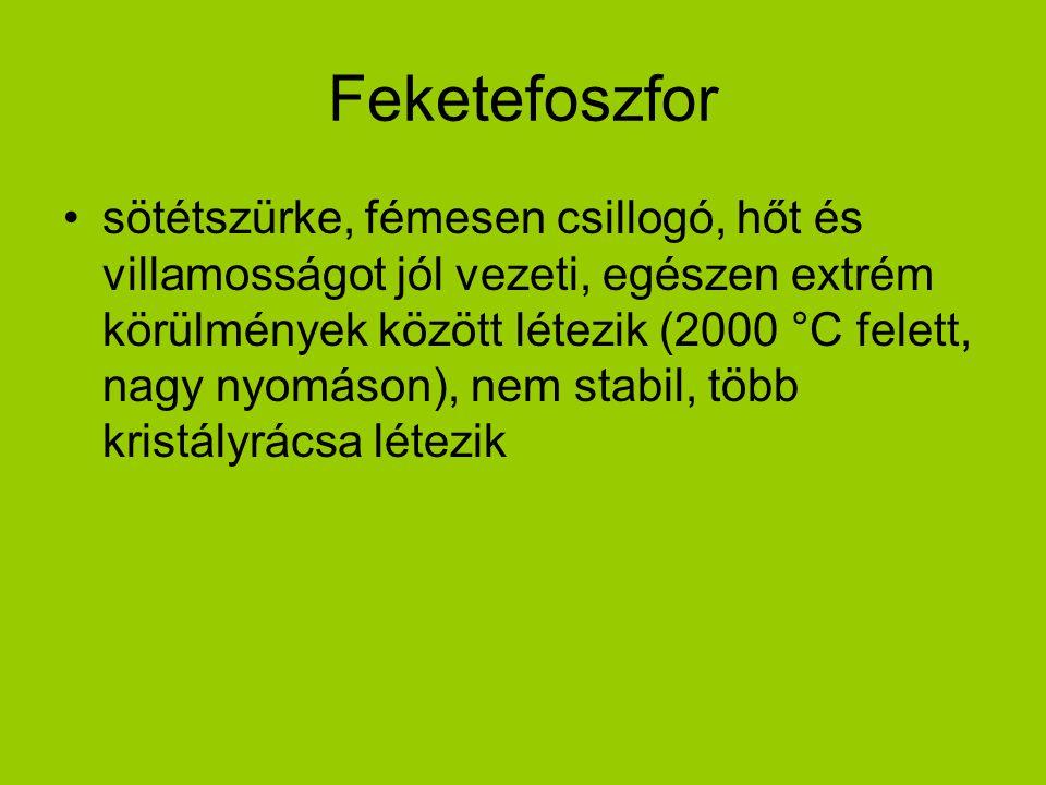 Feketefoszfor