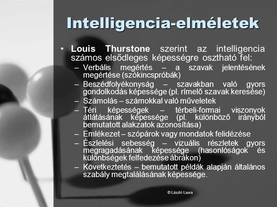 Intelligencia-elméletek