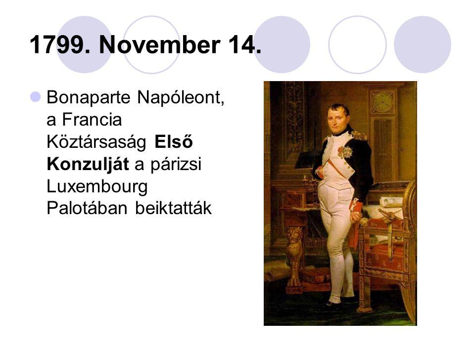 1799. November 14.