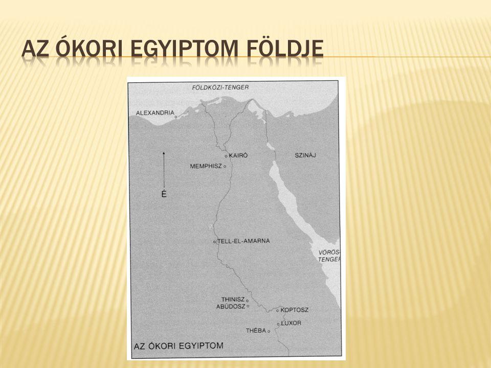Az ókori egyiptom földje