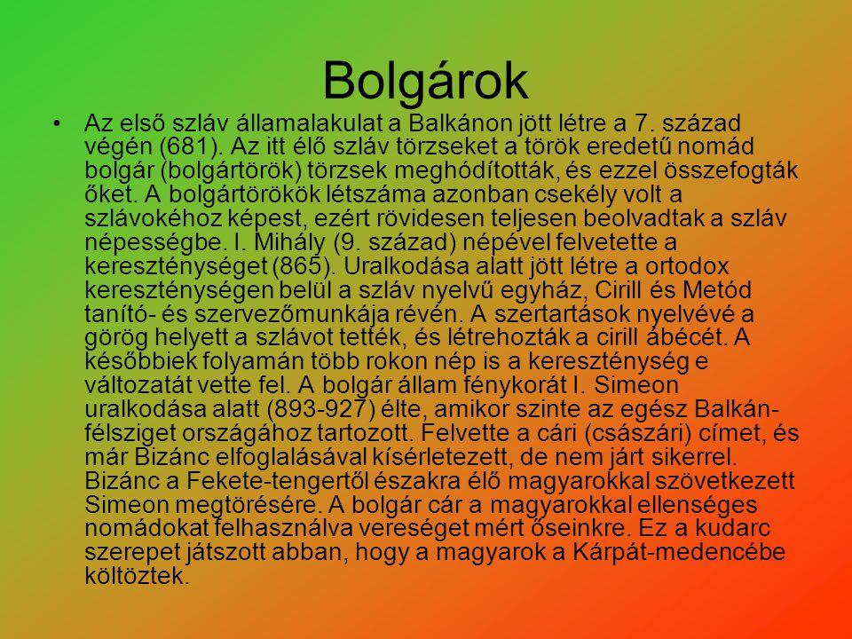 Bolgárok