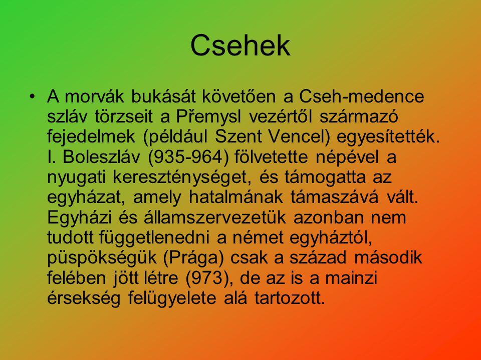 Csehek