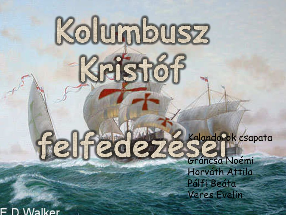 Kolumbusz Kristóf felfedezései