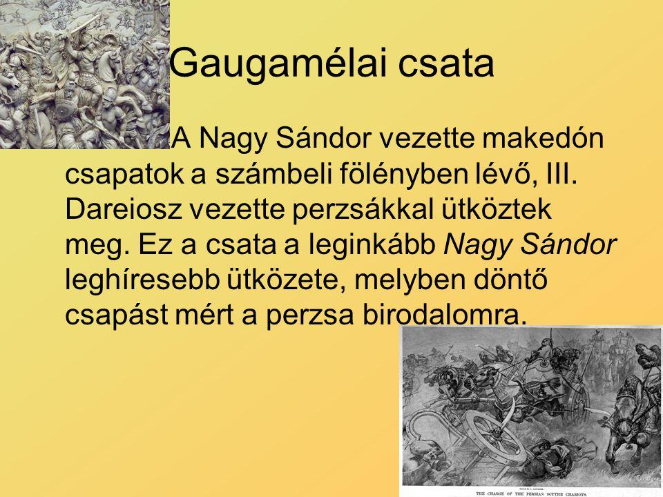 Gaugamélai csata