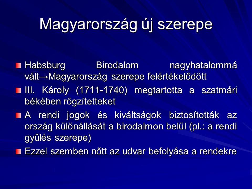 Magyarország új szerepe