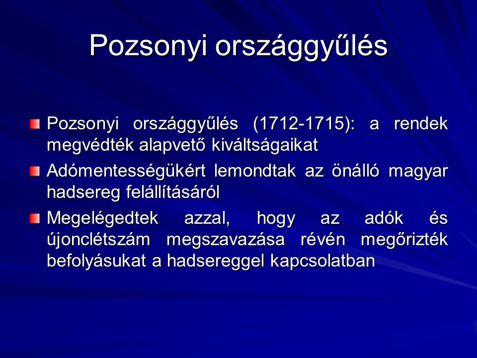 Pozsonyi országgyűlés