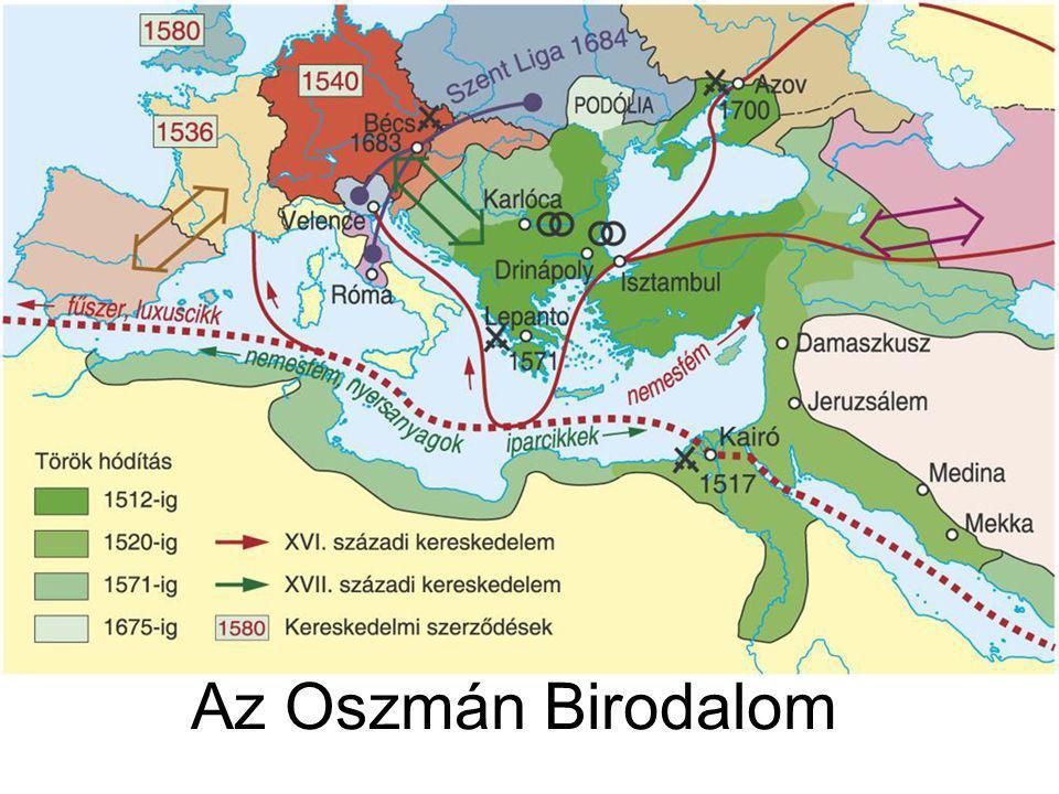 Az Oszmán Birodalom