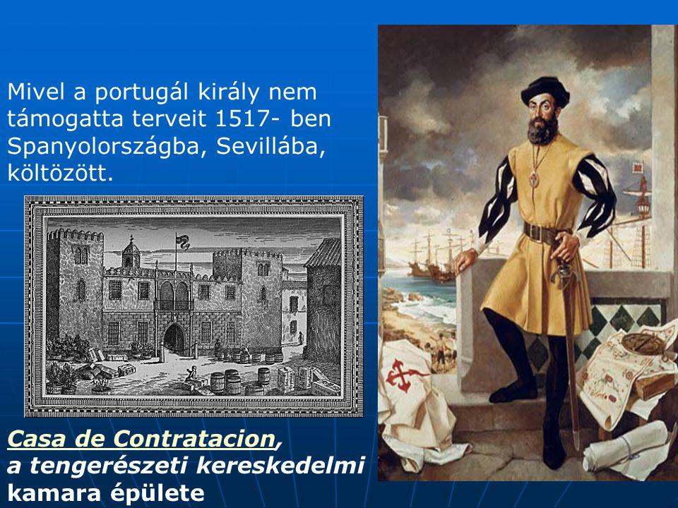 Mivel a portugál király nem