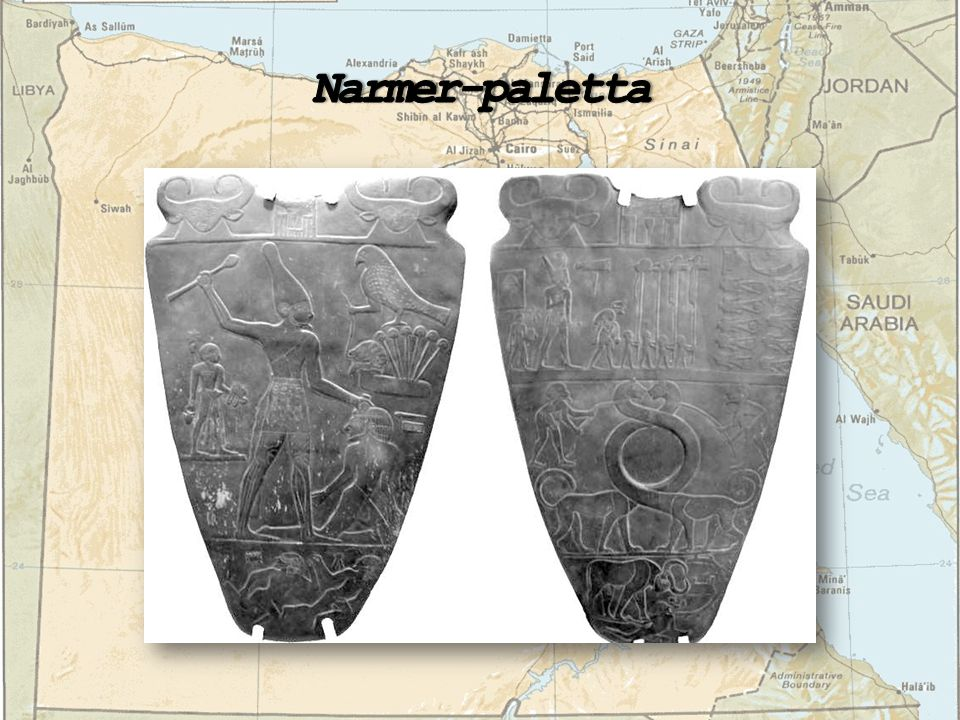Narmer-paletta