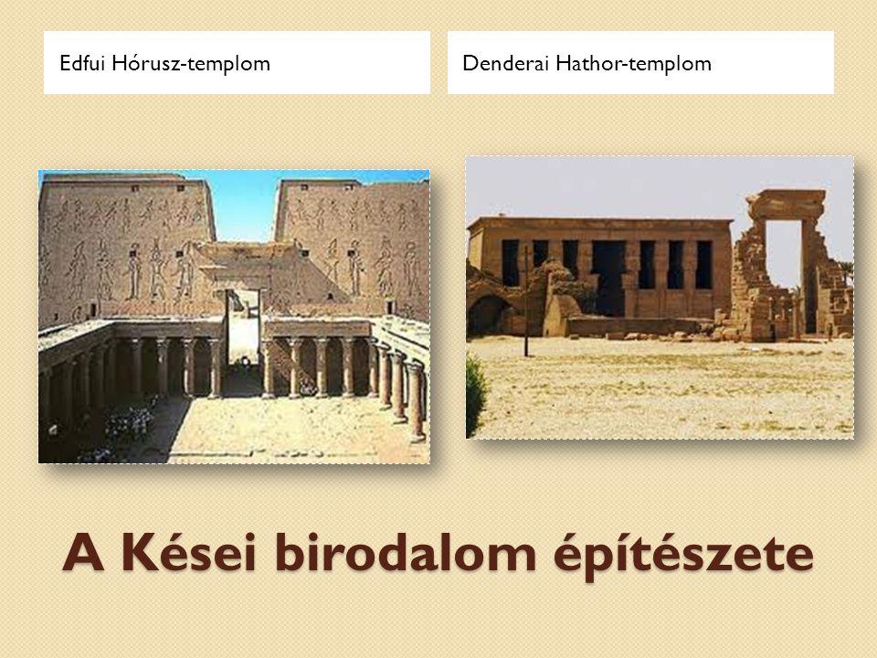 A Kései birodalom építészete
