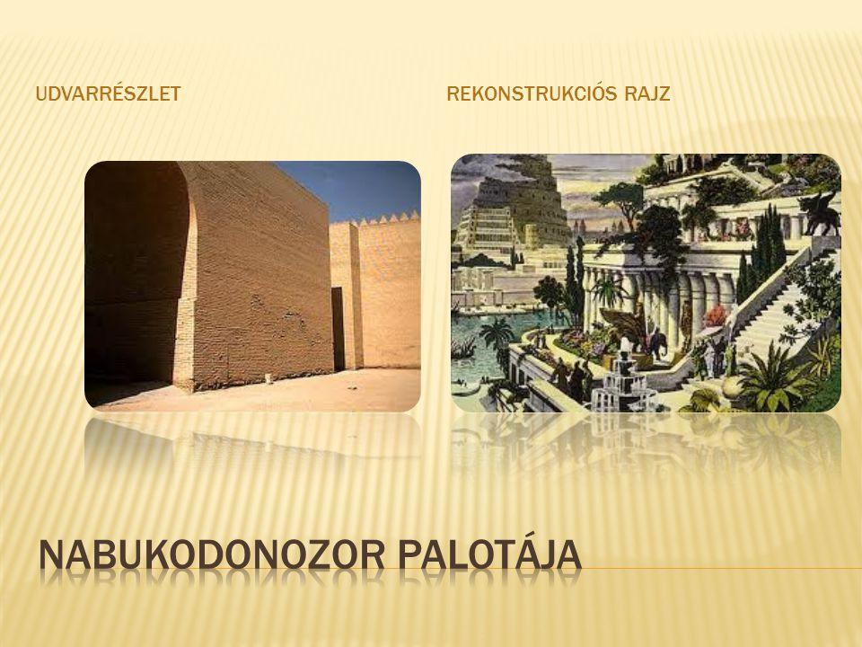 Nabukodonozor palotája