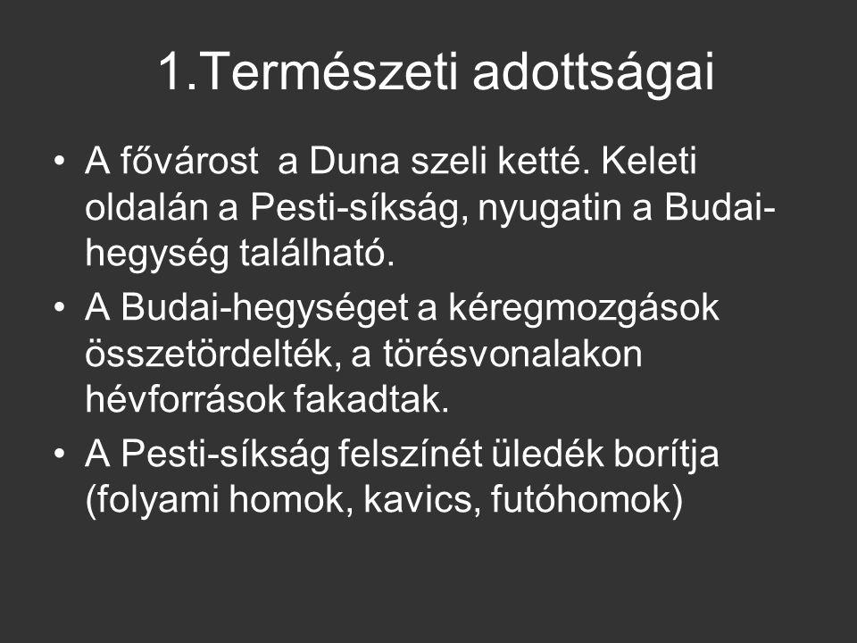 1.Természeti adottságai