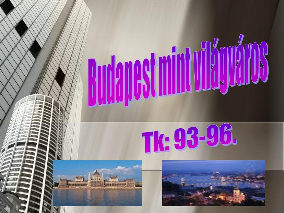 Budapest mint világváros