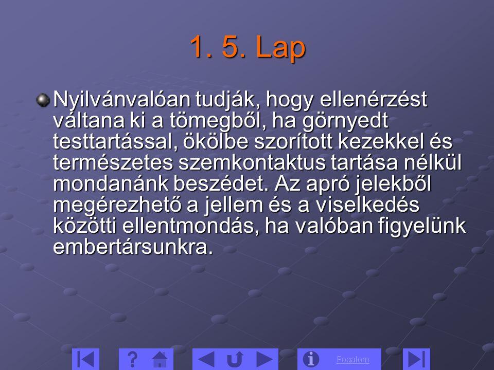 1. 5. Lap
