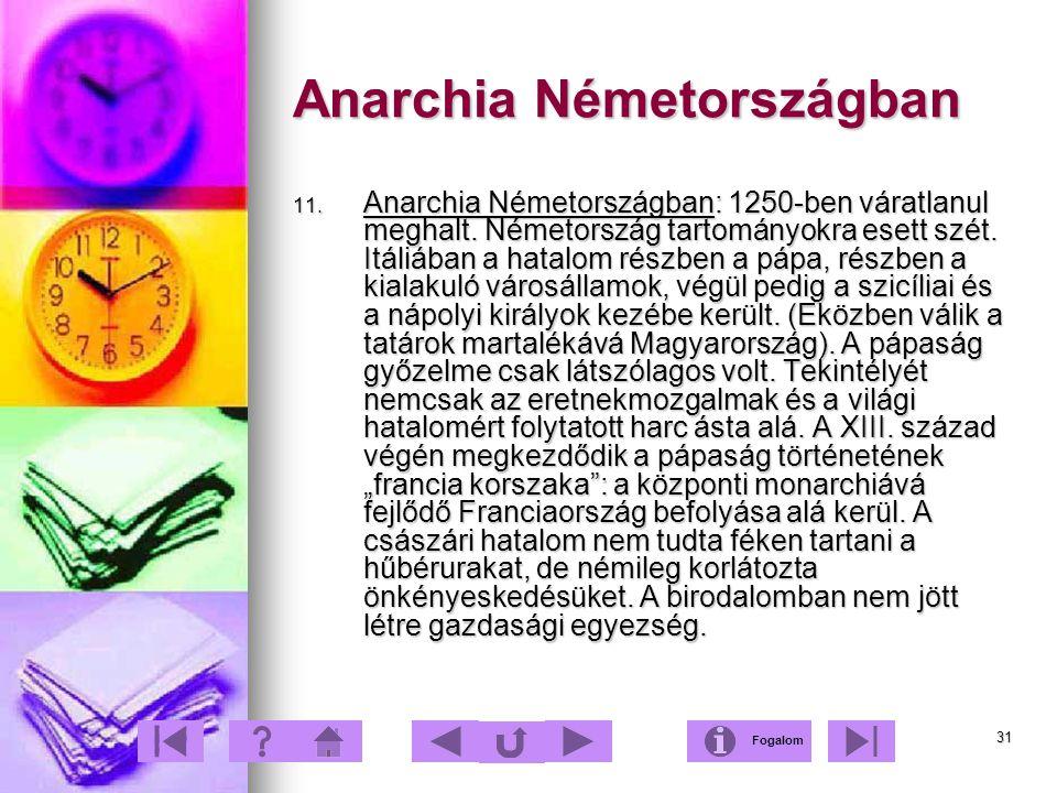 Anarchia Németországban