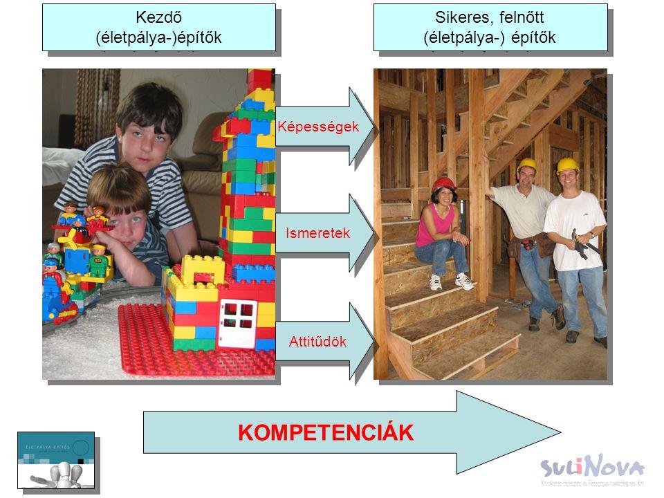 Kezdő (életpálya-)építők
