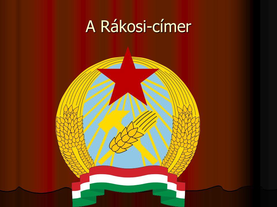 A Rákosi-címer