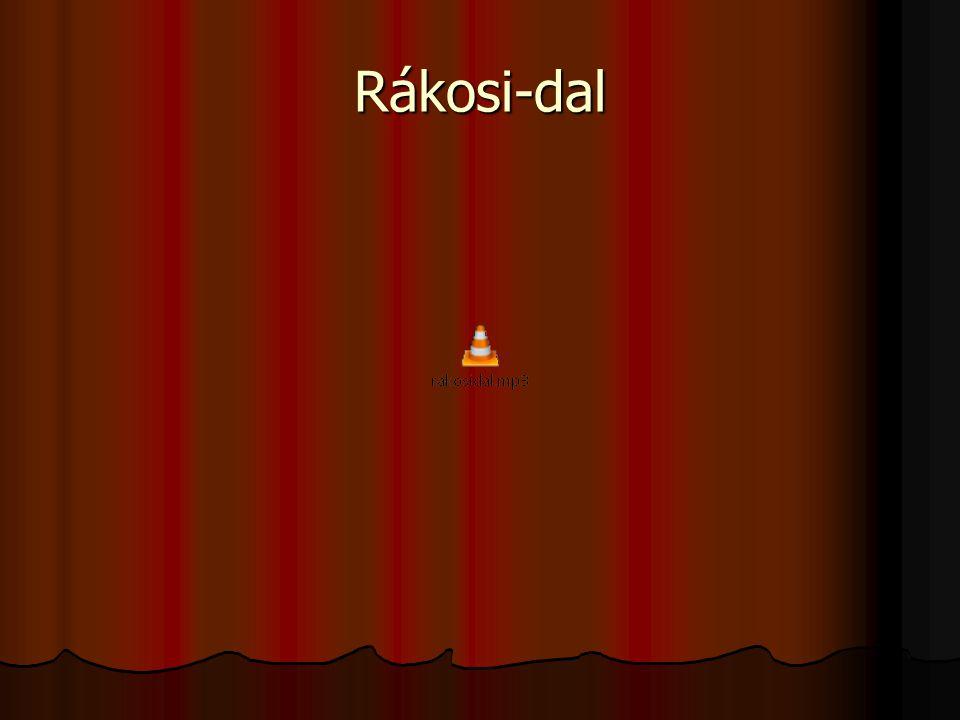 Rákosi-dal