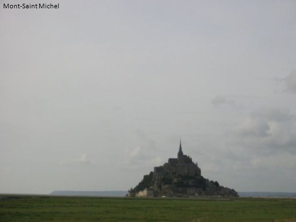 Mont-Saint Michel