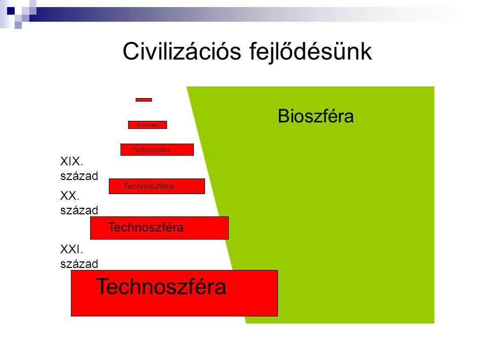 Civilizációs fejlődésünk