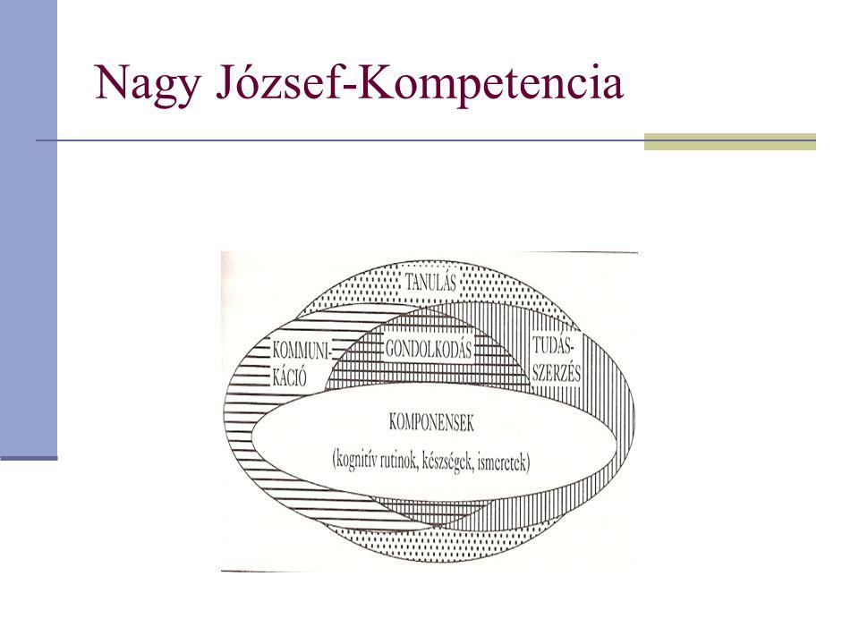 Nagy József-Kompetencia