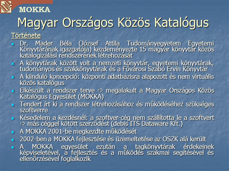 Magyar Országos Közös Katalógus