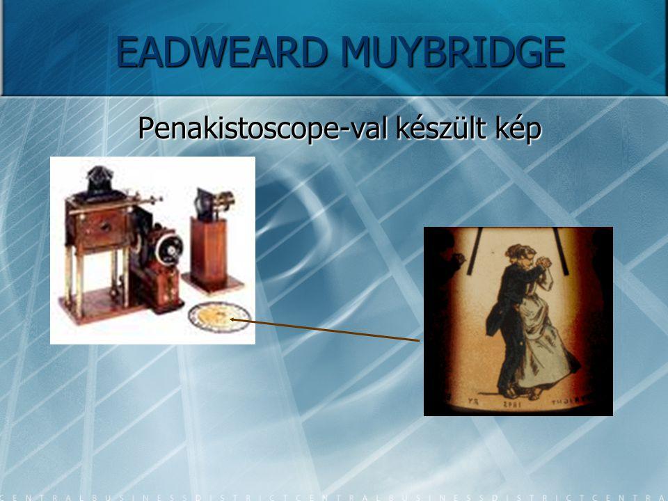 Penakistoscope-val készült kép