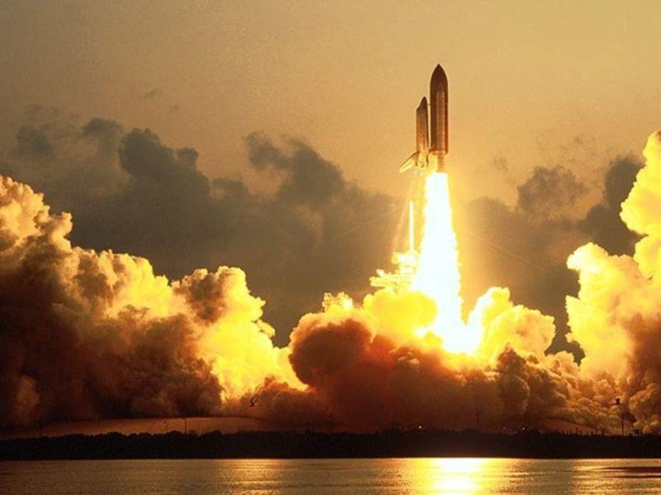 Az Atlantis ürrepülőgép indítása