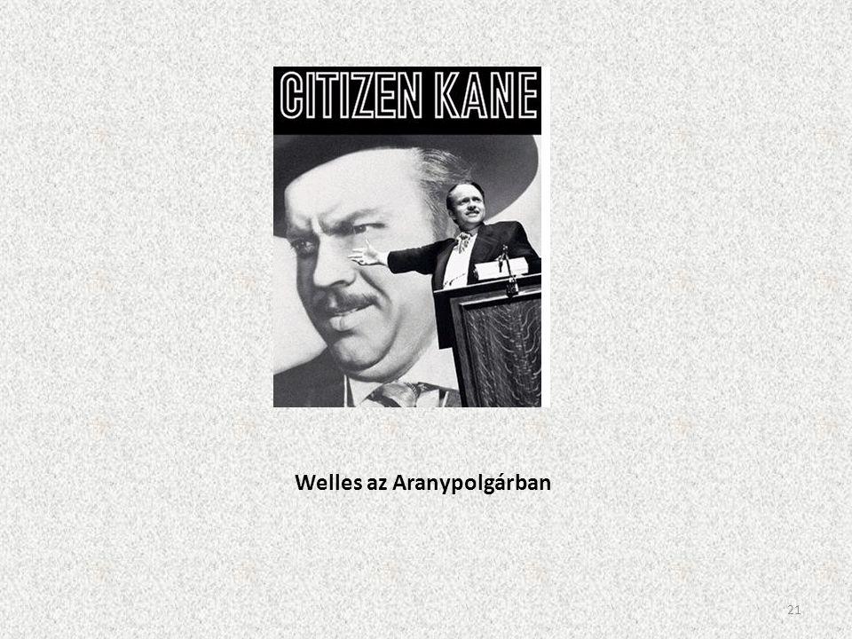 Welles az Aranypolgárban
