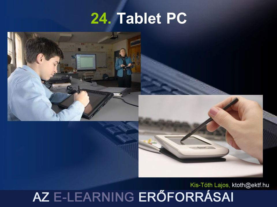 24. Tablet PC