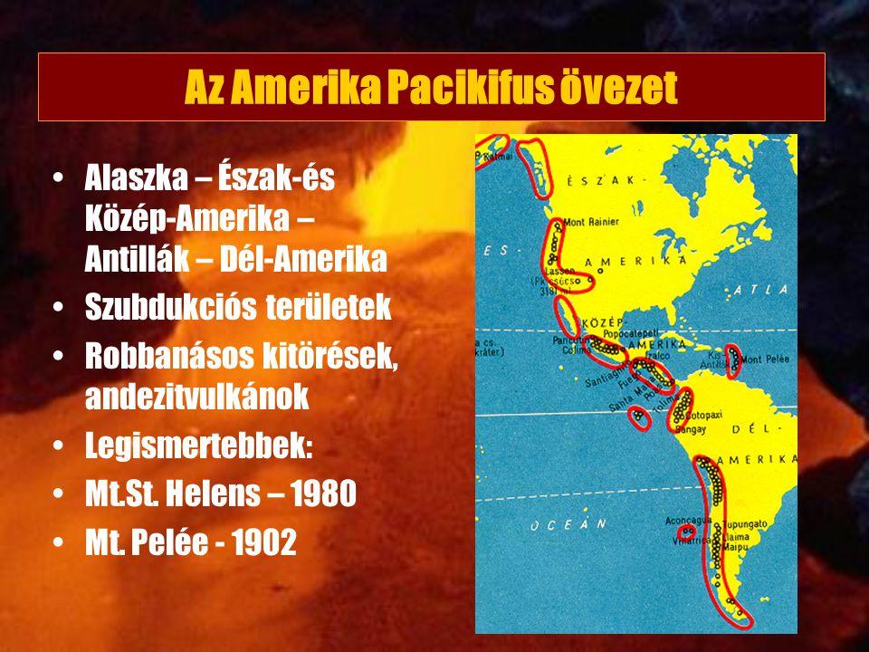 Az Amerika Pacikifus övezet