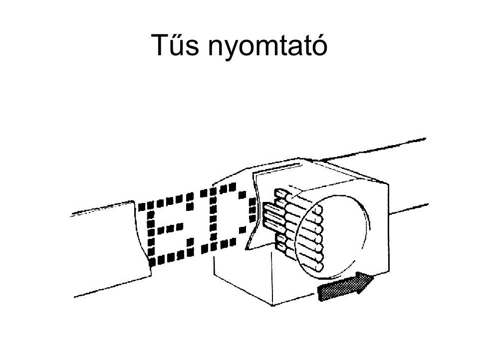 Tűs nyomtató