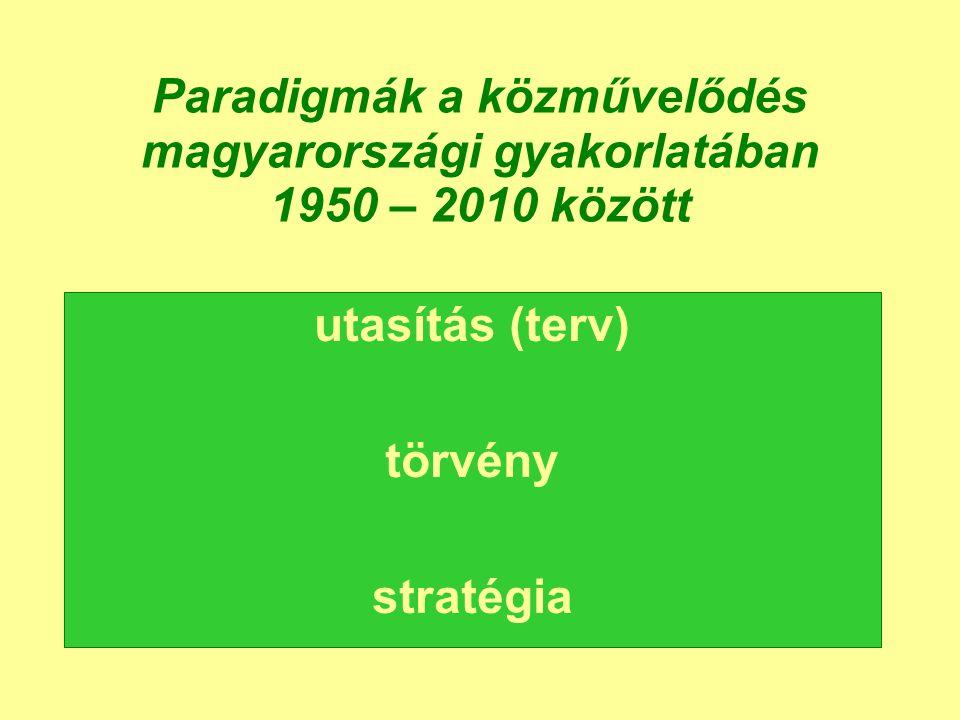 utasítás (terv) törvény stratégia