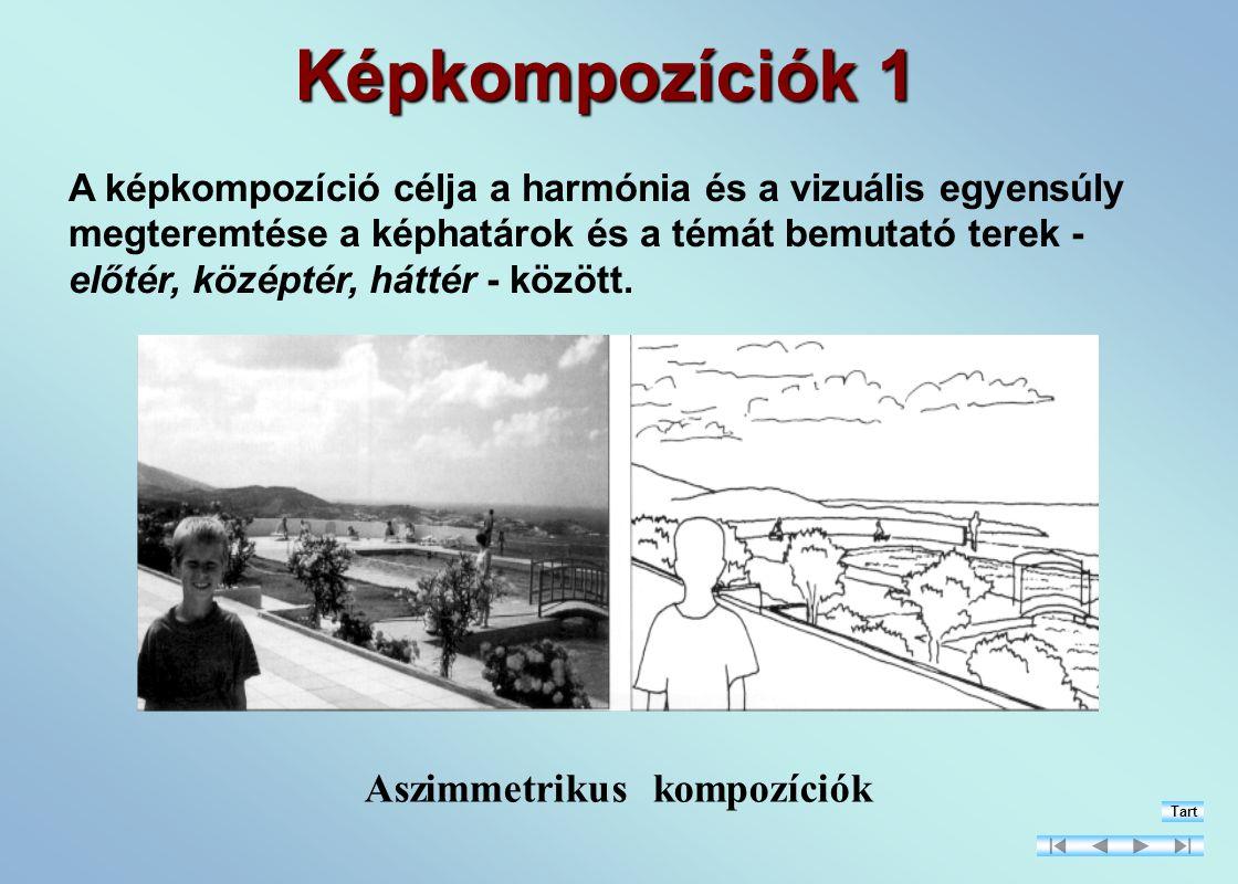 Aszimmetrikus kompozíciók