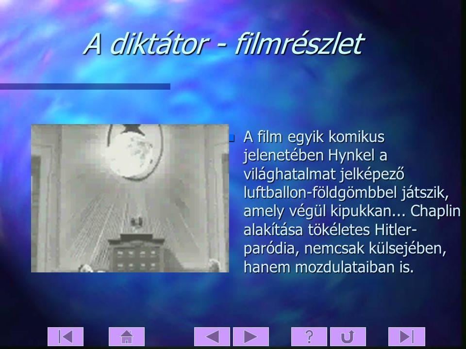 A diktátor - filmrészlet