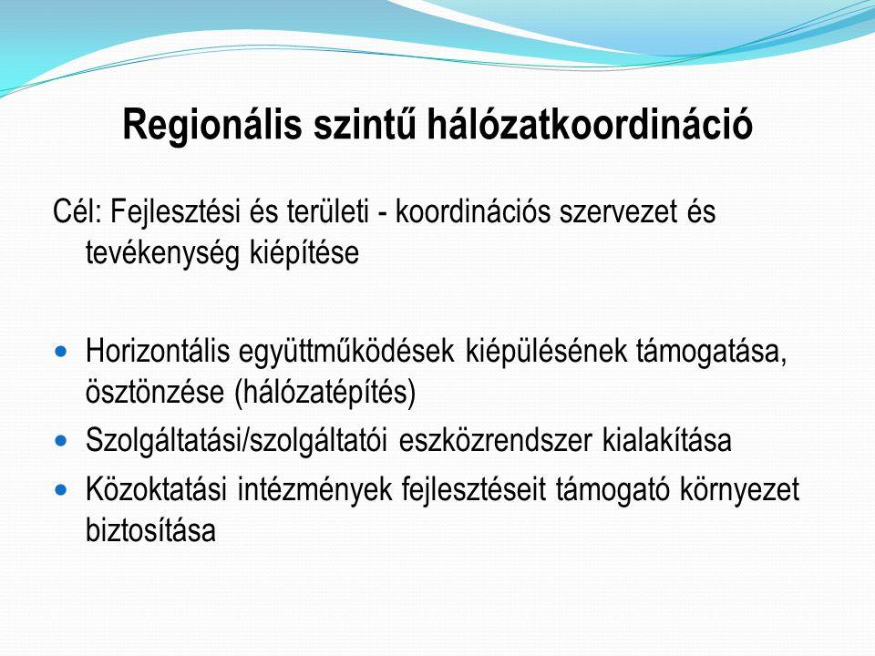 Regionális szintű hálózatkoordináció