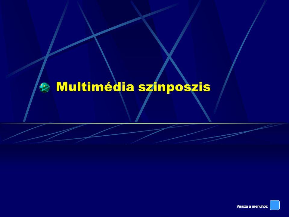Multimédia szinposzis